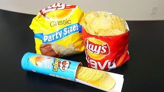 "8 Chips Life Hacks from ""5-Minute Crafts"" put to the Test!"