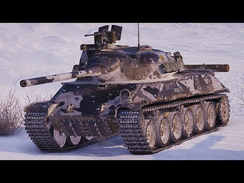 World of Tanks TVP T 50/51 - 7 Kills 10,3K Damage thumbnail