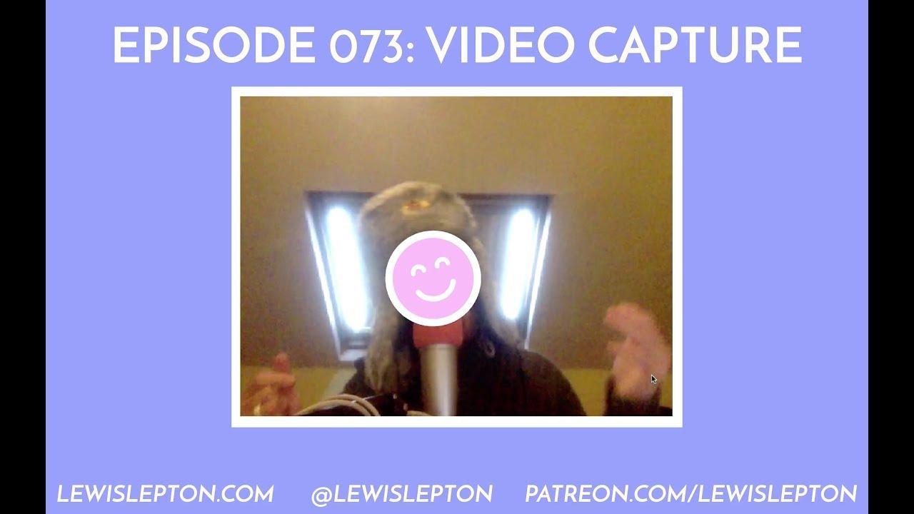 Episode 073 - video capture - Haxe - The Cross-platform Toolkit