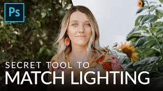 Match Lighting for Composites with this SECRET Tool!