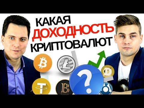 Сколько можно заработать на криптовалюте / Сколько можно заработать на криптобирже? Криптоинвесторы