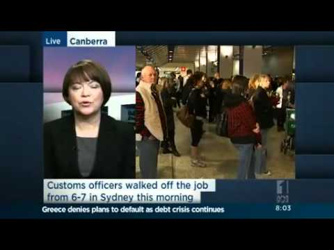 Interview with Customs director Roxanne Kelley