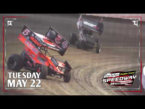 Don't Miss The World of Outlaws at Bridgeport Speedway