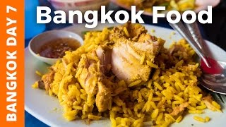 Bangkok Street Food For Breakfast At Silom Soi 20 Bangkok Day 7