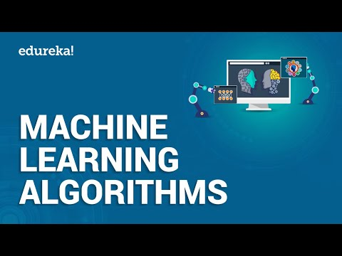 Machine Learning Algorithms | Machine Learning Tutorial | Data Science Training | Edureka