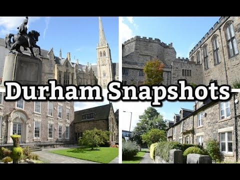 Durham | Summer Snapshots | A Tour of My University City
