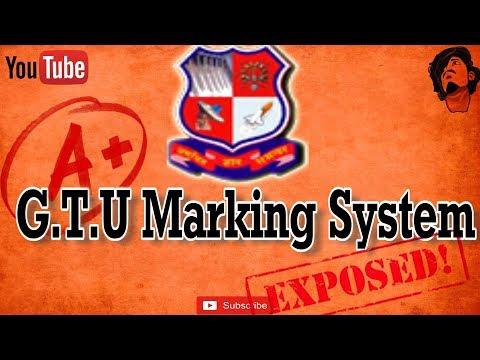 GTU Marking System Exposed ! [Gujarati] | GTU no Gallo |