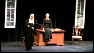 "Patricia Dell as Mother Abbess sings ""My Favorite Things"""
