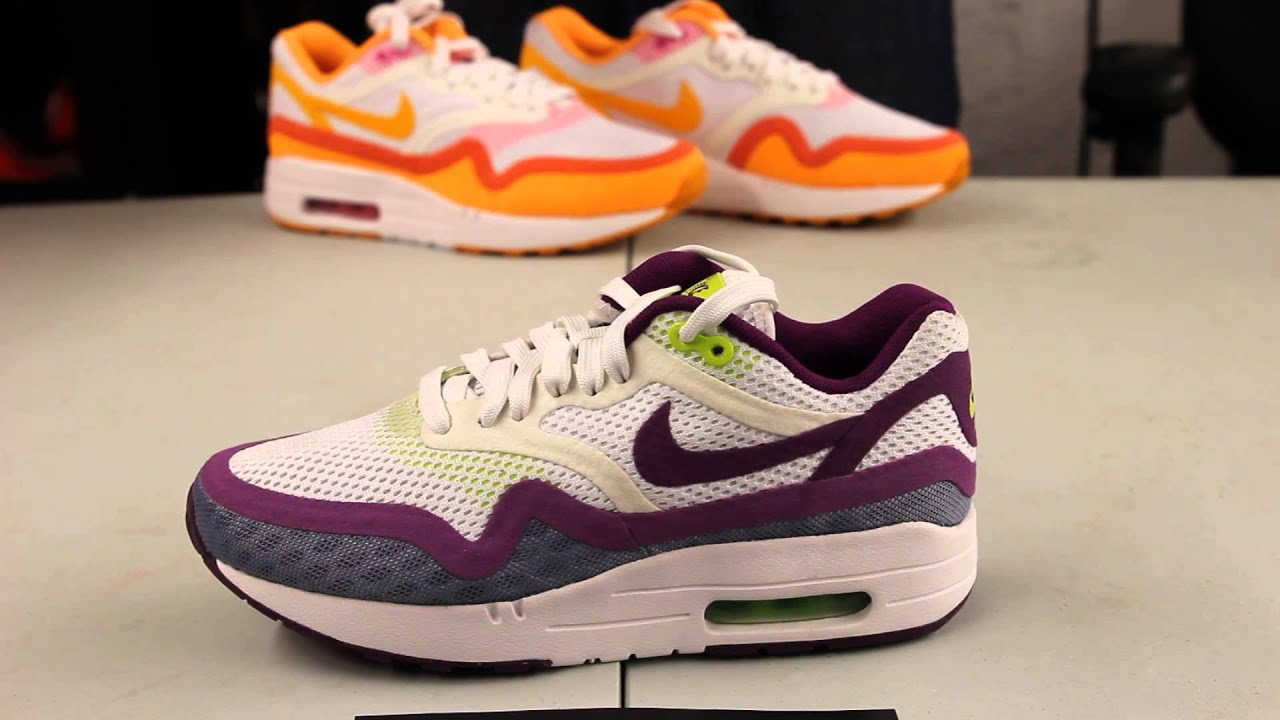the latest b670a 9f0b9 ... czech womens air max 1 br prm violet volt unboxing video exclucity  c2f19 7e78e