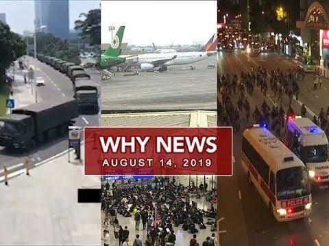 UNTV: Why News (August 14, 2019)