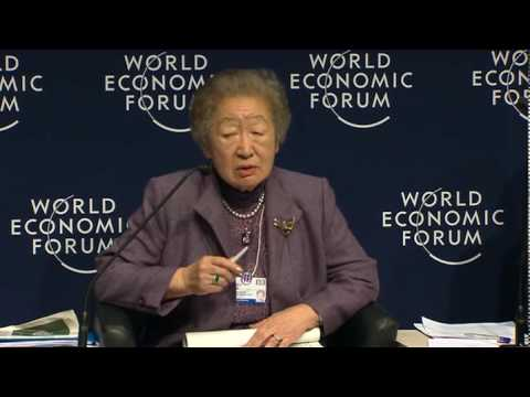 Davos Annual Meeting 2010 - Rethinking Humanitarian Assistan