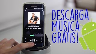 Escucha Música sin Internet en Android
