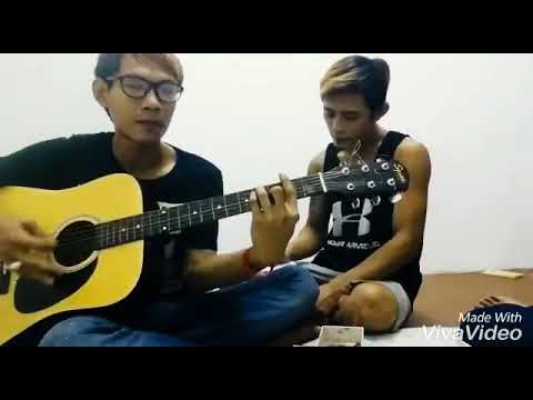 D'cost band - Akankah kau setia.Mp4 ( COVER )_by Aris momon & crete zein.😂