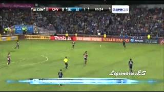 Partido de debut de Jaime Alas - San Jose Earthquakes 2-0 Chivas USA