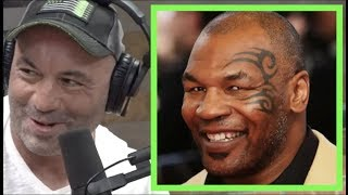 Joe Rogan | Mike Tyson Says He Smokes $40K Worth of Weed a Month