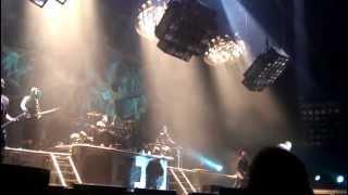 Rammstein -@ Lyon 24 avril 2013 intro