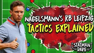 How RB Leipzig Under Julian Nagelsmann Are The Bundesliga's Surprise Package | Tactics Explained
