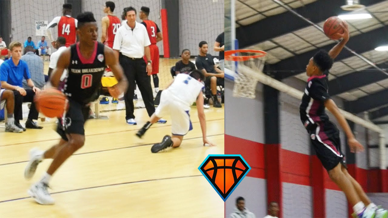 Elijah Weaver   Anfernee Simons Are A DEADLY Sophomore Duo!!  a162376cc