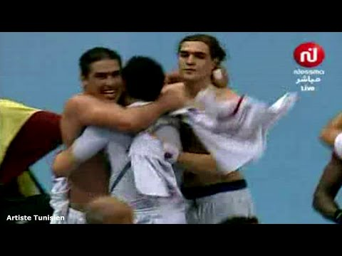 Match Complet Handball Finale CAN 2010 Egypte vs Tunisie 20-02-2010
