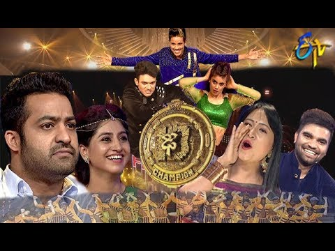 Dhee 10 | Grand Finale | 18th July 2018 | Full Episode | ETV Telugu
