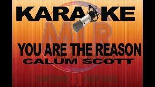 Gambar cover YOU ARE THE REASON (Karaoke)