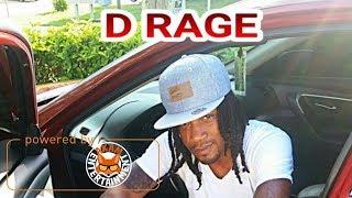 Dinero Rage - Hold Mi - August 2017