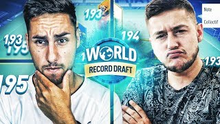 DUEL DRAFT WORLD RECORD VS YOMAX !! QUI EST LE MEILLEUR ?