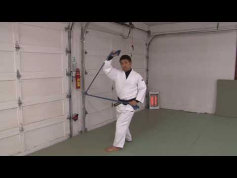 Judo Rubber Band Training - Seiei Dojo