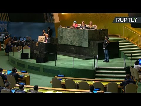 The 73rd United Nations General Assembly (Day 4)