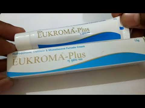 New Eukroma Plus Cream Review