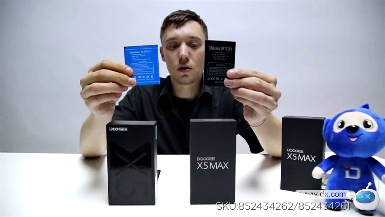 Dx : DOOGEE X5 MAX Android 6 0 3G Phone w/ 5 0