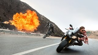 Robbie Collin reviews Mission: Impossible - Rogue Nation