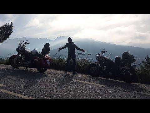 Galo Run Harley-Davidson Motorcycle trip Portugal 2017