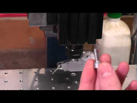 Oiling, Squaring And Tramming The Mill