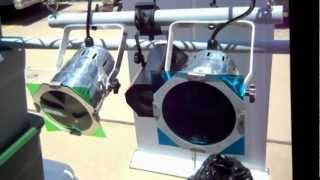 How To Make Truss Pipe Set up Stage Lighting #1