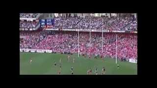 AFL - 2006 Grand Final West Coast v Sydney (Every Goal)