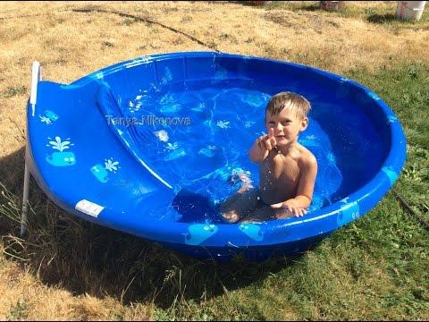 Детский бассейн / Children's Swimming Pool