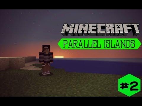 Parallel Islands | #2 FOOD | 8-Bit Noob vs TheAngryBull