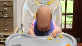 Teaching your baby to drink water!