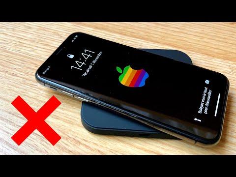 coque iphone 8 recharge sans fil