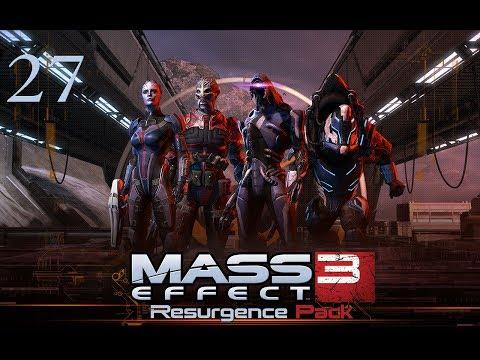 Mass Effect 3 - 27.Проблема кварианцев.Адмирал Тали.Высадка на дредноут гетов.
