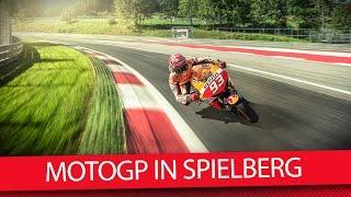 Debüt in Spielberg: Fahrer-Meinungen zum Red Bull Ring - MSM TV: MotoGP