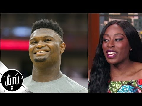 With Zion Williamson in the NBA, dunks should be on the stat sheet - Chiney Ogwumike | The Jump