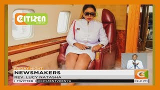 NEWSMAKERS | One on one with Rev Lucy Natasha