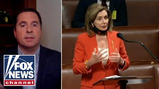 Nunes demands Pelosi answer for her role in lack of Capitol security