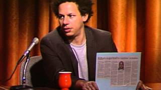 The Eric Andre Show - Preview - Rick Fox