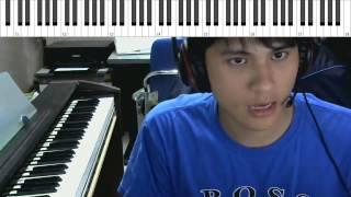 Học Đàn Piano Online #5 - Hướng dẫn cách chạy ngón, cách tự áp dụng kỹ thuật