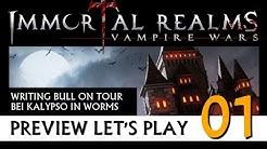 Erster Eindruck: Immortal Realms Vampire Wars [Deutsch]
