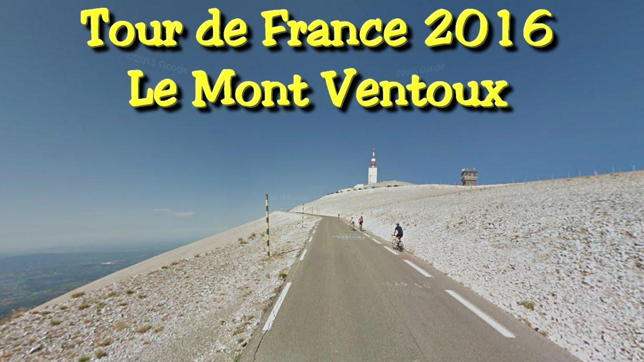 preview mont ventoux tour de 2016 stage 12 last kilometers timelapse