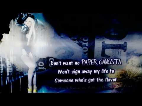 Lady Gaga - Paper Gangsta (Karaoke/Instrumental)